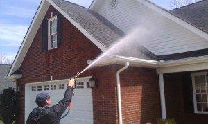 Illinois Soft Wash house washing