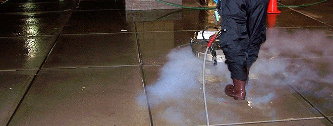 Commercial concrete cleaning rpw prowash for Industrial concrete cleaner