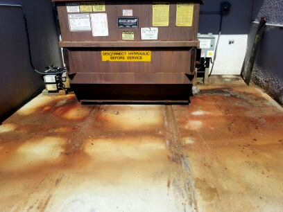 Pressure washing company illinois commercial residential for Industrial concrete cleaner