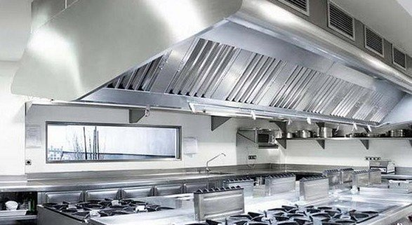 Commercial Kitchen Exhaust Fan Types