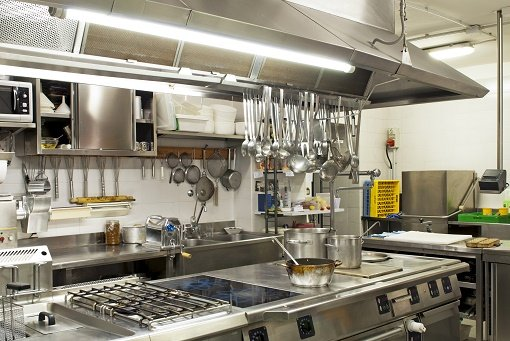 Commercial Kitchen Cleaning No. IL - RPW ProWash