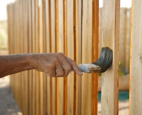 Fence Restoration Services