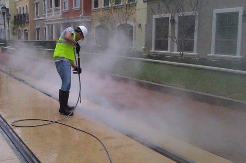 Illinois Steam Pressure Washing