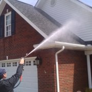 Low Pressure House Cleaning