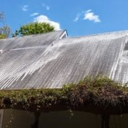 SOFT WASH ROOF CLEANING