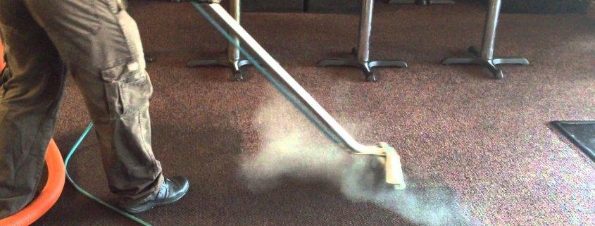 Steam Pressure Washing