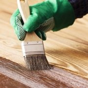 Staining Your Fence