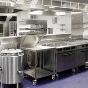 commercial kitchen cleaning