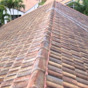 Chemical Roof Tile Cleaning