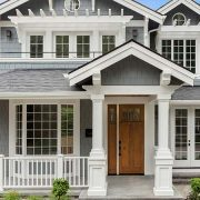 Residential Exterior House Washing Rockford
