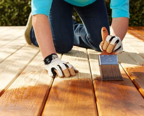 Proper Deck Sealing And Cleaning