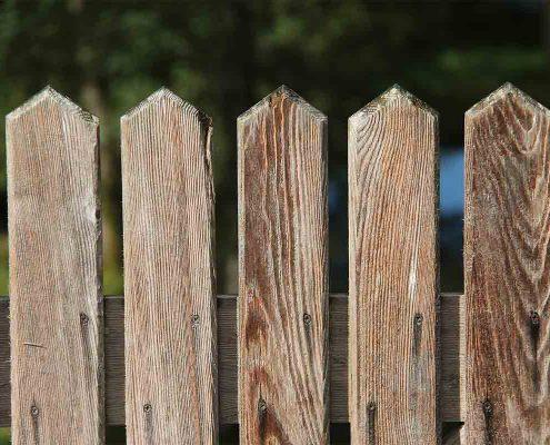 Fence Restoration Services Illinois