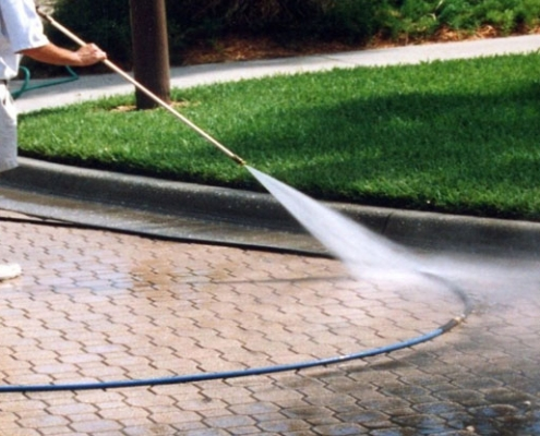Professional Driveway Washing