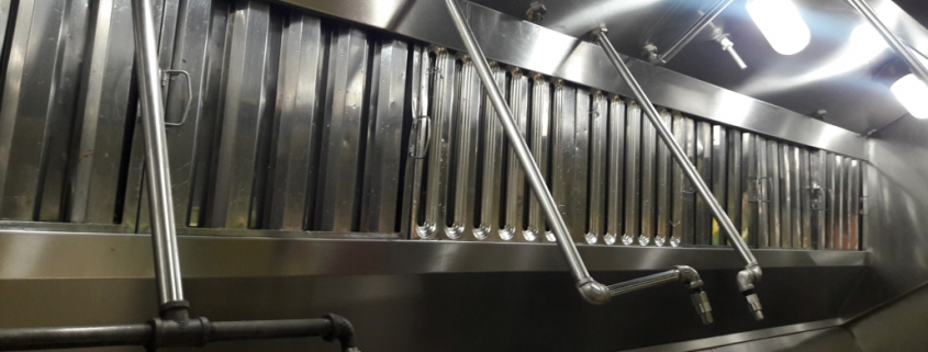 Restaurant Hood Cleaning Services