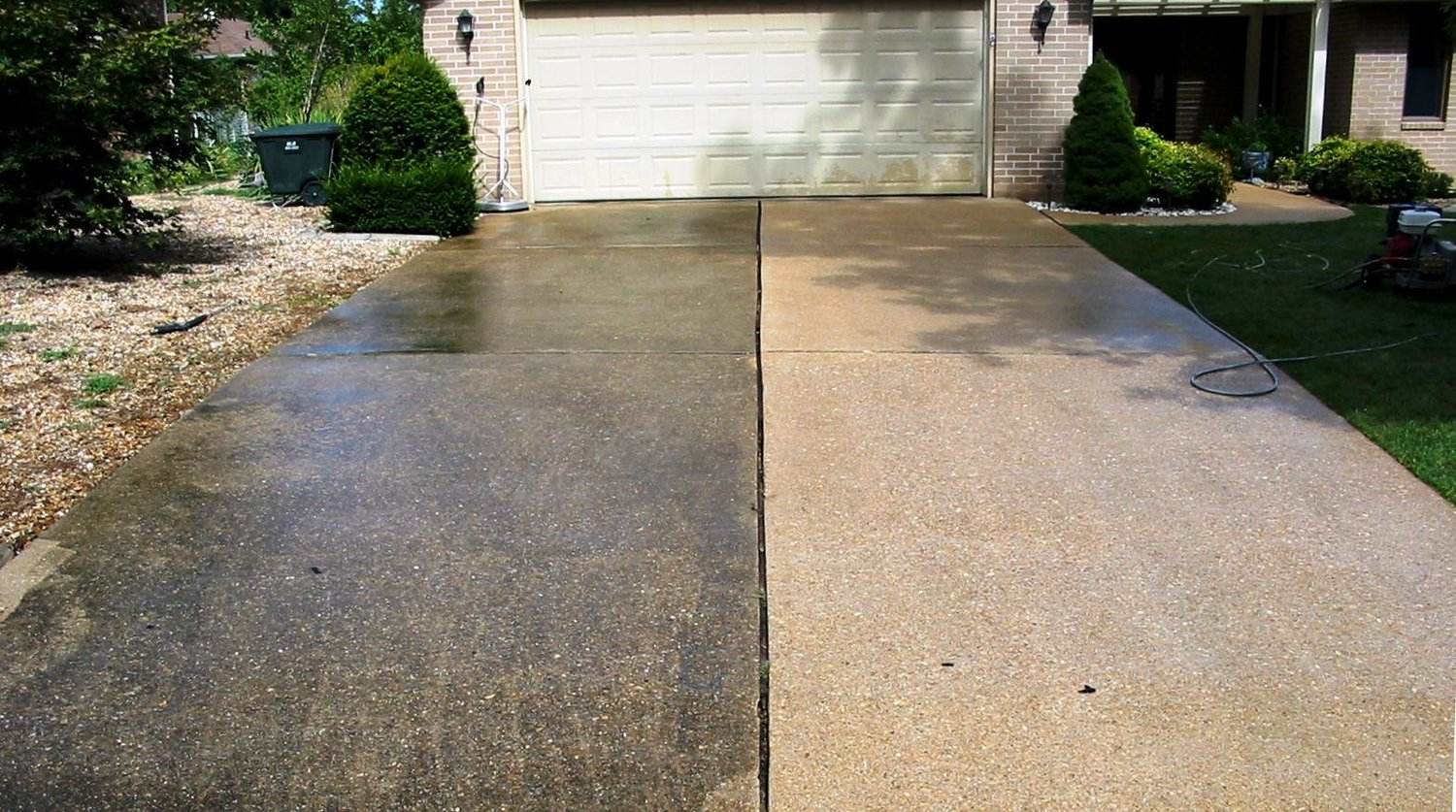 Concrete Cleaning Services Northern IL