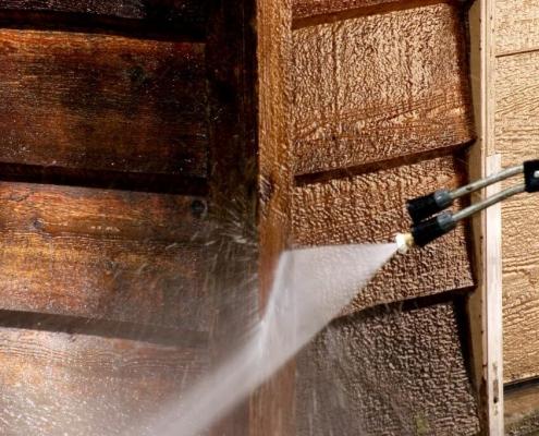 Exterior Pressure Washing Services Rockford, IL
