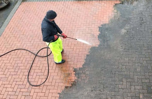Driveway Cleaning Services Northern IL
